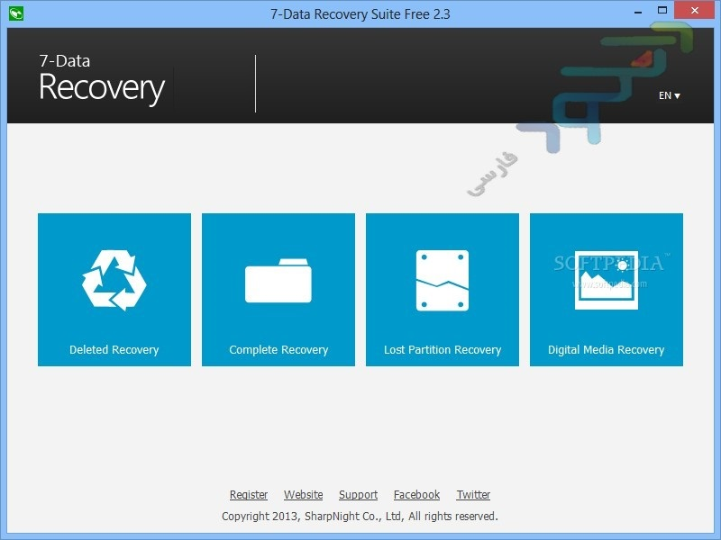 www.download.ir App 7-Data Partition Recovery center