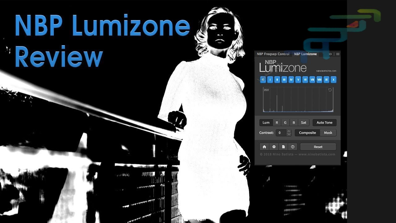 www.download.ir App NBP Lumizone Plug-in for Photoshop center
