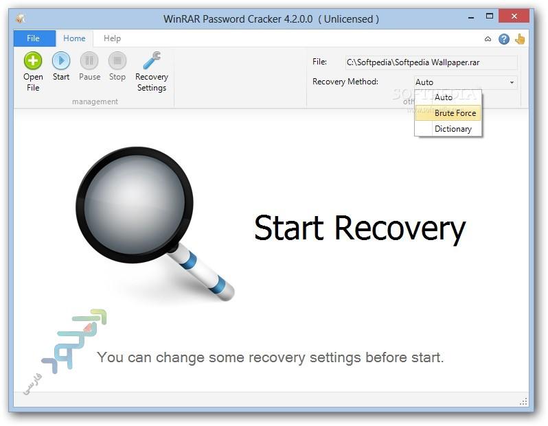 www.download.ir App Rar Pass Recover center
