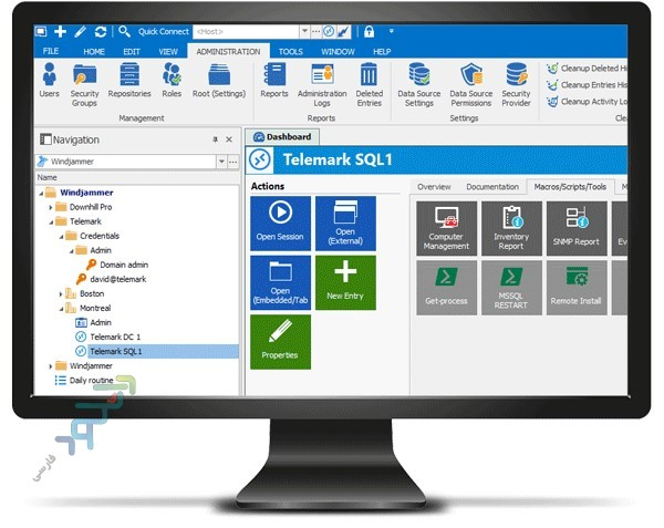 www.download.ir App Remote Computer Manager center