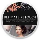 www.download.ir App Ultimate Retouch Panel logo