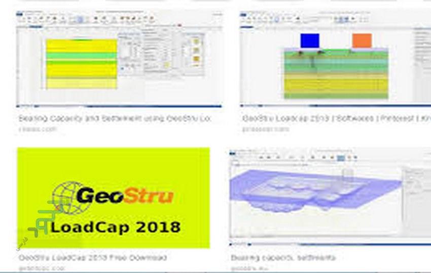 www.download.ir GeoStru Loadcap center
