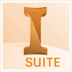 Autocad.Inventor.LT.Suite.logo عکس لوگو
