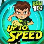 بازی اندروید Ben 10 Up to Speed