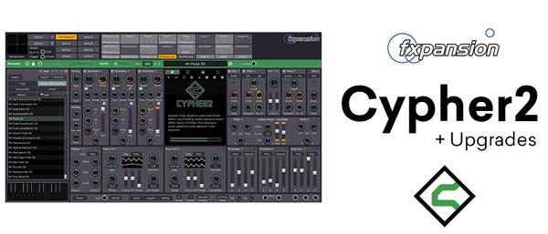 FXpansion.Cypher2.center عکس سنتر