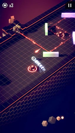 محیط بازی اندروید Flaming Core