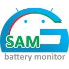 لوگوی نرم افزار اندروید GSam Battery Monitor