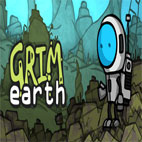 Grim.Earth.logo عکس لوگو