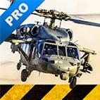 لوگوی بازی اندروید Helicopter Sim Pro