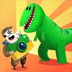 لوگوی بازی اندروید Jurassic GO