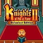 لوگوی بازی اندروید Knights of Pen and Paper 2