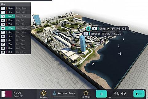 بازی اندروید Motorsport Manager Mobile 3