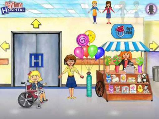 بازی اندروید My PlayHome Hospital