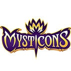 لوگوی انیمیشن Mysticons