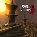 Ninja.Legends.logo عکس لوگو