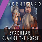 Northgard.Relics.Clan.of.the.Horse.logo عکس لوگو