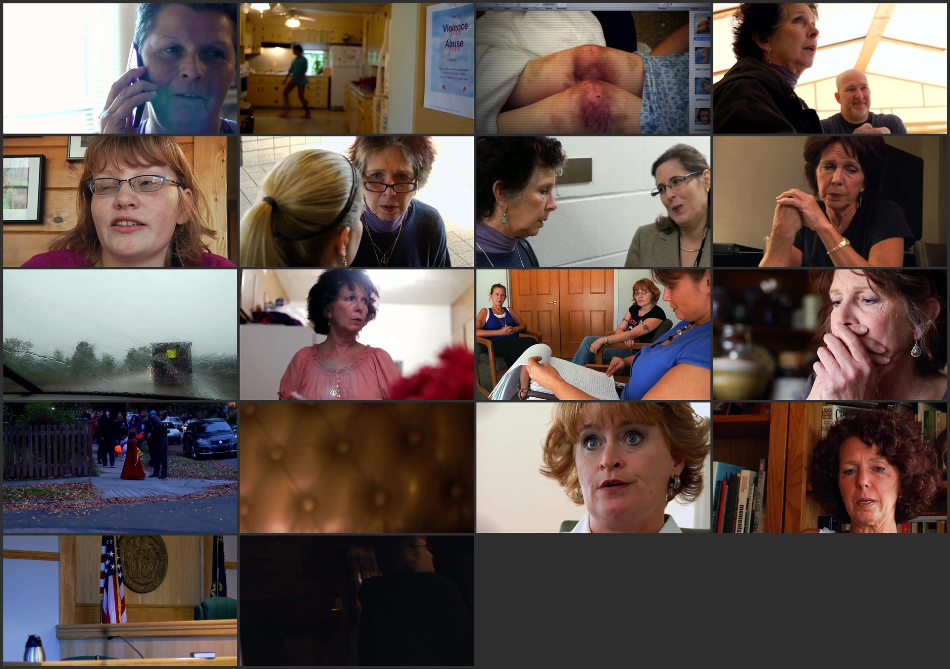 Private Violence 2014 720p WEB- DL