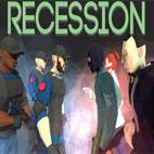 Recession.logo عکس لوگو
