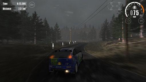 محیط بازی Rush Rally 3