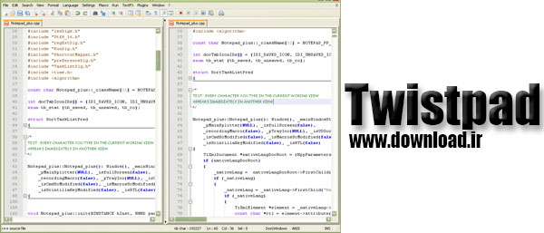 Twistpad.center عکس سنتر