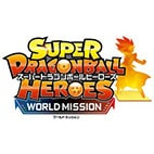 لوگوی بازی SUPER DRAGON BALL HEROES WORLD MISSION