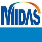 www.download.ir APP midas MeshFree logo