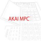 AKAI.Professional.MPC.logo عکس لوگو