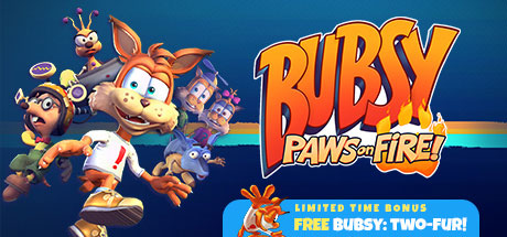 Bubsy.Paws.on.Fire.center عکس سنتر