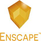 Enscape.3D.logo عکس لوگو