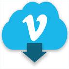 Free.Vimeo.Download.logo عکس لوگو