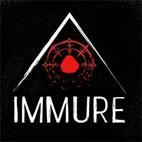 IMMURE.logo عکس لوگو