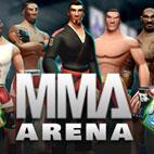 MMA.Arena.logo عکس لوگو