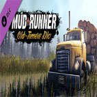 MudRunner.Old.Timers.logo عکس لوگو
