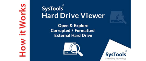 SysTools.Hard.Drive.Data.Viewer.center عکس سنتر