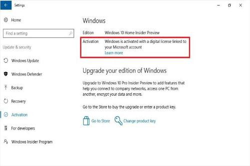 نرم افزار Windows 10 Digital License Ultimate v1 4 - win