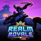 لوگوی بازی realm royale