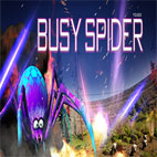 Busy.Spider.logo عکس لوگو