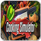 Cooking.Simulator.logo عکس لوگو