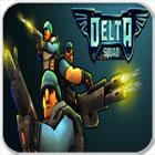 Delta.Squad.logo عکس لوگو