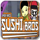 Diner.Bros.Sushi.Bros.logo عکس لوگو