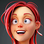 Female Character Creation in Zbrush