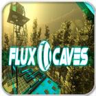 Flux.Caves.logo عکس لوگو