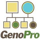 GenoPro.logo عکس لوگو