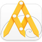 Goldie.App.logo عکس لوگو