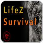 LifeZ.Survival.logo عکس لوگو