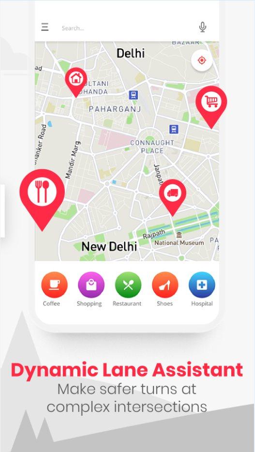 دانلود نرم افزار اندروید Maps - Navigate & Explore v10 18 0