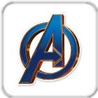 Marvels.Avengers.logo عکس لوگو