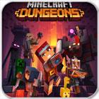 Minecraft.Dungeons.logo عکس لوگو