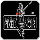 Pixel.Noir.logo عکس لوگو