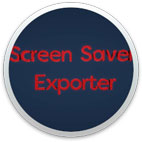 Screen.Saver.Exporter.logo عکس لوگو